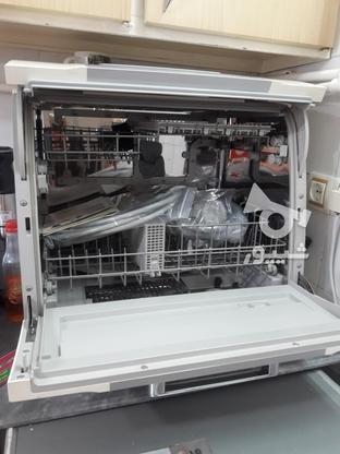 ماشین ظرفشویی 6 نفره مجیک؛ اصل کره؛ بدون کارکرد؛ تضمینی در گروه خرید و فروش لوازم خانگی در مازندران در شیپور-عکس4