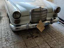 بنز 200 مدل 1966 در شیپور