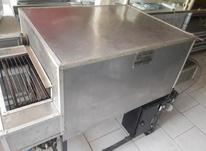 فر پیتزا ریلی دو ردیفه  در شیپور-عکس کوچک