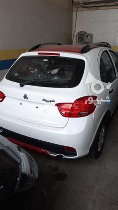 کوییک آر دورنگ سفید سقف قرمز صفر مدل 99 - نقدواقساط در گروه خرید و فروش وسایل نقلیه در تهران در شیپور-عکس1