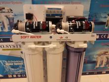 دستگاه تصفیه آب 400 گالن نیمه صنعتی اتومات اسمز معکوس در شیپور
