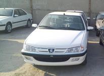 پژو پارس LX 1399 سفید در شیپور-عکس کوچک