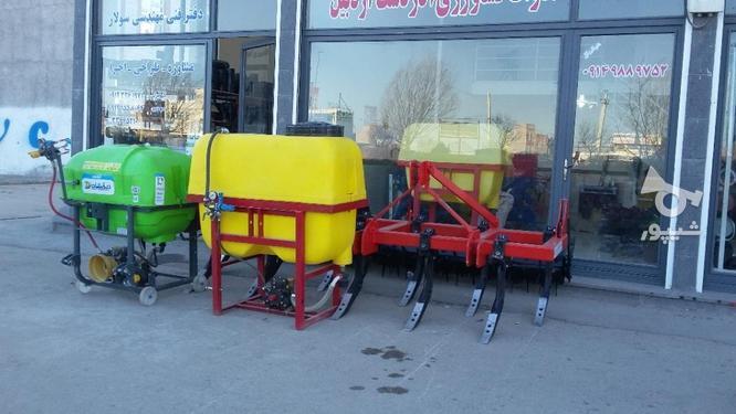 تولید سمپاش پشت تراکتوری در مدل های مختلف در گروه خرید و فروش خدمات و کسب و کار در اردبیل در شیپور-عکس2