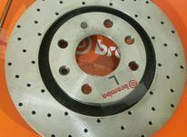 دیسک ترمز سوراخدار برای پژو 405 و پرشیا و سمند در شیپور-عکس کوچک