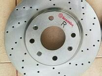 دیسک ترمز سوراخدار برای زانتیا 2000 و دنا و EF7 در شیپور