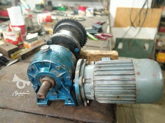 الکتروموتور گیربکسی در گروه خرید و فروش صنعتی، اداری و تجاری در گلستان در شیپور-عکس1