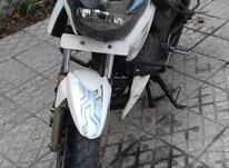موتور سیکلت اپاچی 180 در شیپور-عکس کوچک