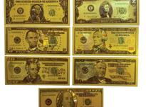 اسکناس تزئینی و کلکسیونی طرح دلار  در شیپور-عکس کوچک