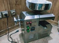دستگاه روغن گیری پرس سرد صنعتی کالیبر 35 OPM1.7 در شیپور-عکس کوچک