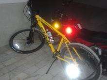 دوچرخه  فوجی  و اینتنس  کودکانه سرقت شده در شیپور