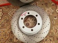 دیسک ترمز سوراخدار تویوتا هایلوکس  در شیپور-عکس کوچک