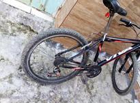 دوچرخه دنده ای ویوا کاملن سالم  در شیپور-عکس کوچک