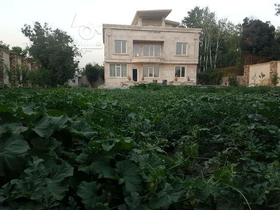 ویلا باغ/1820متری/5خواب/سند جواز ساخت/هشتگرد در گروه خرید و فروش املاک در البرز در شیپور-عکس5