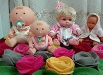 عروسک بچگانه در شیپور-عکس کوچک