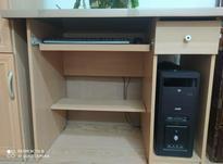 میز کامپیوتر در حد نو در شیپور-عکس کوچک