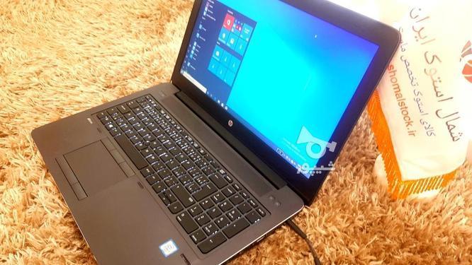 لپ تاپ Hp i7 رم32 هاردSSD گرافیک4 باگارانتی Zbook15 G3 در گروه خرید و فروش لوازم الکترونیکی در مازندران در شیپور-عکس1