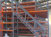 قفسه راک صنعتی مختص انبار در شیپور-عکس کوچک