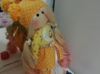 عروسک روسی زرد رنگ  در شیپور-عکس کوچک