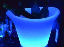 یخدان کول باکس led میز سوارز نورانی شارژی ریموت دار نوری در شیپور-عکس کوچک