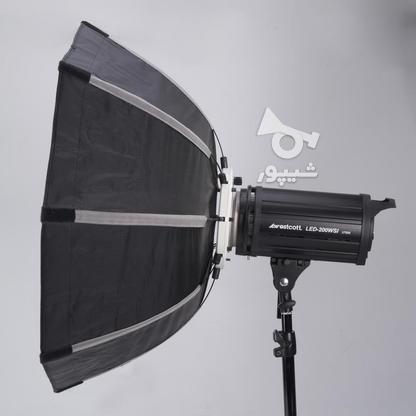 نور ثابت استودیویی LED 100WSI Westcott در گروه خرید و فروش لوازم الکترونیکی در تهران در شیپور-عکس2