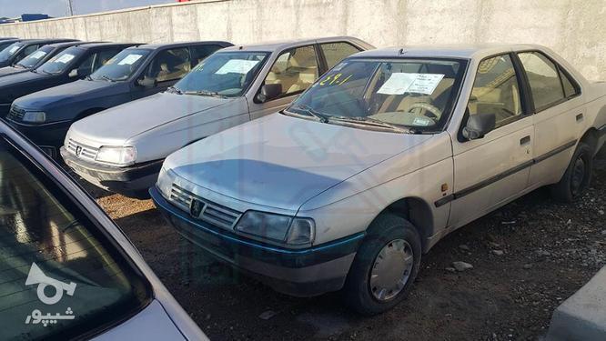 فروش دولتی پژو 405 در گروه خرید و فروش وسایل نقلیه در آذربایجان شرقی در شیپور-عکس1