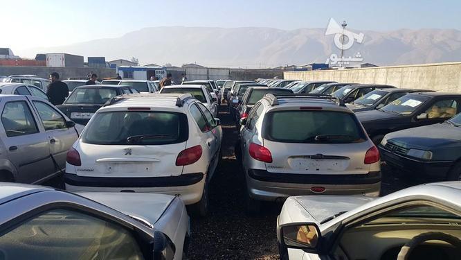 پژو 206 فروش دولتی در گروه خرید و فروش وسایل نقلیه در اصفهان در شیپور-عکس2