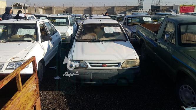 پراید فروش دولتی در گروه خرید و فروش وسایل نقلیه در خراسان رضوی در شیپور-عکس3