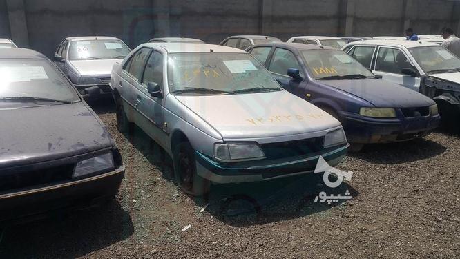 فروش دولتی پژو 405 در گروه خرید و فروش وسایل نقلیه در فارس در شیپور-عکس2