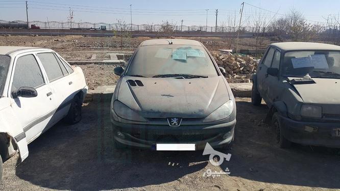 پژو 206 فروش به قیمت دولتی در گروه خرید و فروش وسایل نقلیه در مازندران در شیپور-عکس2