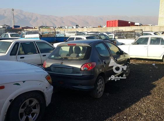 پژو 206 فروش به قیمت دولتی در گروه خرید و فروش وسایل نقلیه در مازندران در شیپور-عکس1