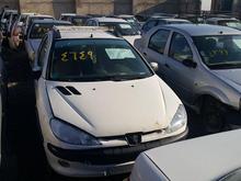 پژو 206 فروش به قیمت دولتی در شیپور