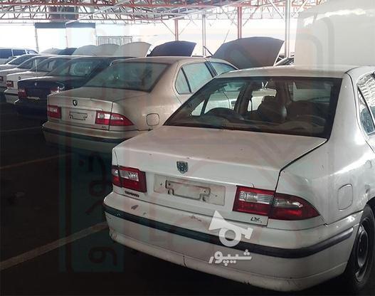 سمند فروش دولتی در گروه خرید و فروش وسایل نقلیه در کردستان در شیپور-عکس2