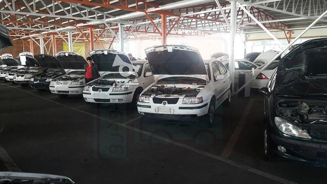 سمند فروش دولتی در گروه خرید و فروش وسایل نقلیه در کردستان در شیپور-عکس3