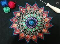رشتی دوزی  طرح ستاره  در شیپور-عکس کوچک