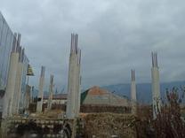 170متر زمین با 90متر بنای نیمه کاره در متل قو در شیپور
