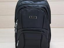 کیف لپ تاپ مدل 6807 کوله پشتی 5زیپ+هدست-15.6اینچNuoxiya در شیپور