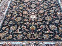 فرش دربار طرح 700 شانه سورمه ایی در شیپور