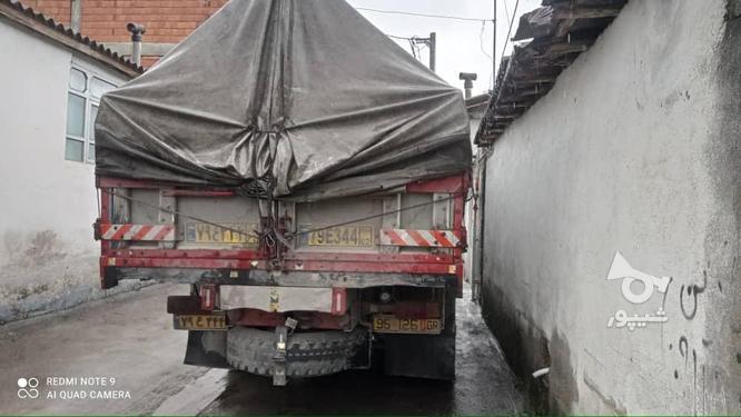 کامیون 911 مدل53 رخش اماده اماده در گروه خرید و فروش وسایل نقلیه در مازندران در شیپور-عکس3