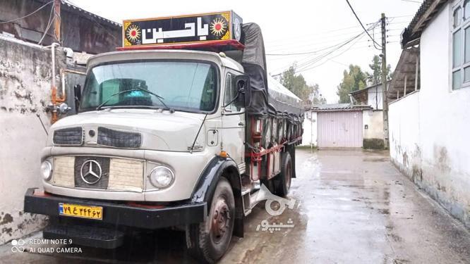 کامیون 911 مدل53 رخش اماده اماده در گروه خرید و فروش وسایل نقلیه در مازندران در شیپور-عکس1