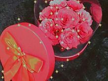 سفارش باکس گل ولنتاین کادو مناسب زیبا در شیپور