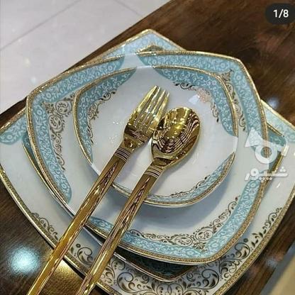 سرویس چینی پردیس 6نفره در گروه خرید و فروش لوازم خانگی در تهران در شیپور-عکس1