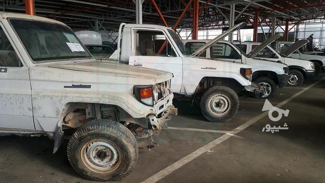تویوتا هایلوکس و لندکروز دولتی در گروه خرید و فروش وسایل نقلیه در بوشهر در شیپور-عکس3