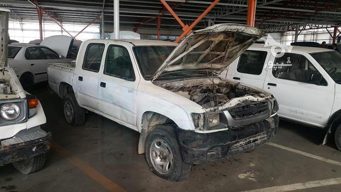 تویوتا هایلوکس و لندکروز دولتی در گروه خرید و فروش وسایل نقلیه در بوشهر در شیپور-عکس2