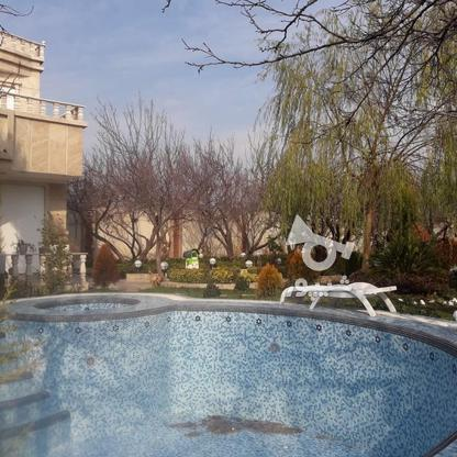 1000 متر باغ ویلای لاکچری در بهترین منطقه کردزار شهریار  در گروه خرید و فروش املاک در تهران در شیپور-عکس4