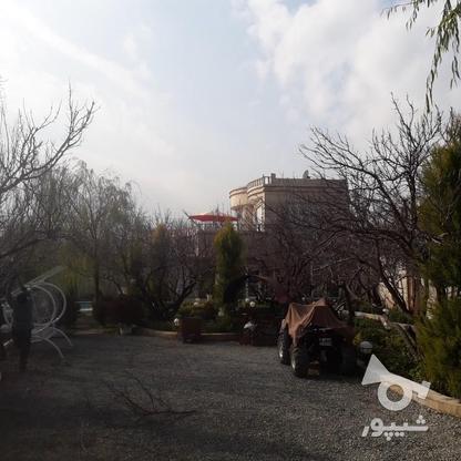 1000 متر باغ ویلای لاکچری در بهترین منطقه کردزار شهریار  در گروه خرید و فروش املاک در تهران در شیپور-عکس3