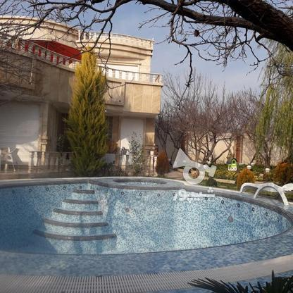 1000 متر باغ ویلای لاکچری در بهترین منطقه کردزار شهریار  در گروه خرید و فروش املاک در تهران در شیپور-عکس1