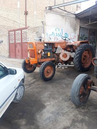 تراکتور رومانی در گروه خرید و فروش وسایل نقلیه در آذربایجان غربی در شیپور-عکس1
