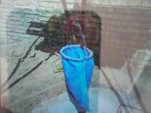 چاه کنی فاضلاب در شیپور