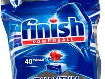 قرص ماشین ظرفشویی finish فینیش 40 عددی در شیپور