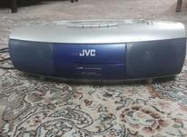 رادیو ضبط JVC سالم و سلامت در شیپور-عکس کوچک